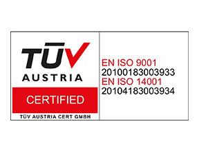 TÜV AUS Logo
